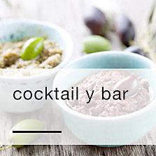 Cocktail y bar