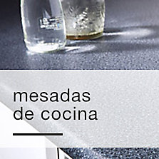 Mesadas de cocina