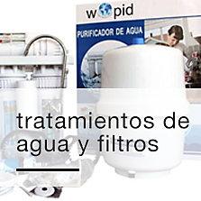 Tratamientos de agua y filtros