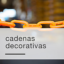 Cadenas decorativas