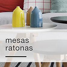 Mesas ratonas