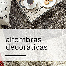 Alfombras decorativas