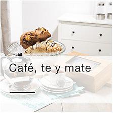 Café, te y mate