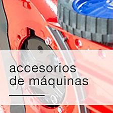Accesorios de máquinas