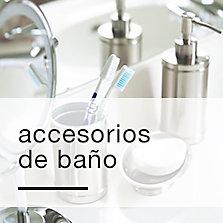 Kit de accesorios de baño