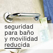 Seguridad para baño y movilidad reducida