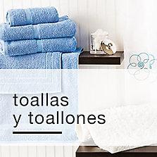 Toallas y toallones