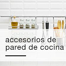 Accesorios de pared de cocina