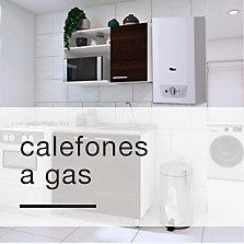 Calefones a gas