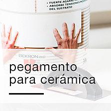 Pegamento para cerámica