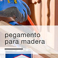 Pegamento para madera