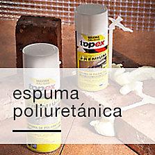 Espuma poliuretánica