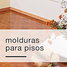 Molduras para pisos