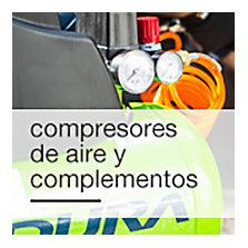 Compresores de aire y complementos