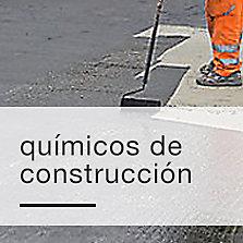 Químicos de construcción