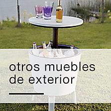 Otros muebles de exterior