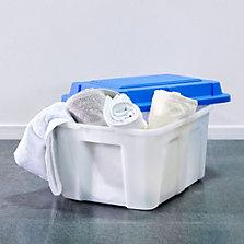 Cajas plásticas y baúles