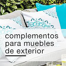 Complementos para muebles de exterior