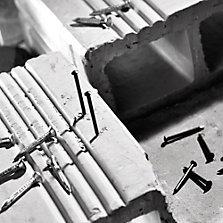 Clavos para concreto