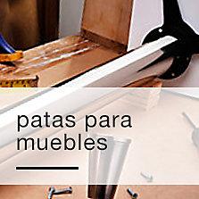 Patas para muebles