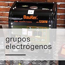 Grupos electrógenos