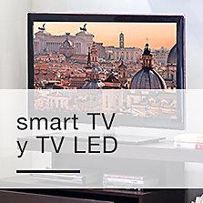 Smart TV y TV Led