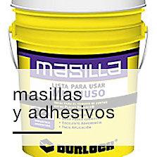 Masillas y Adhesivos